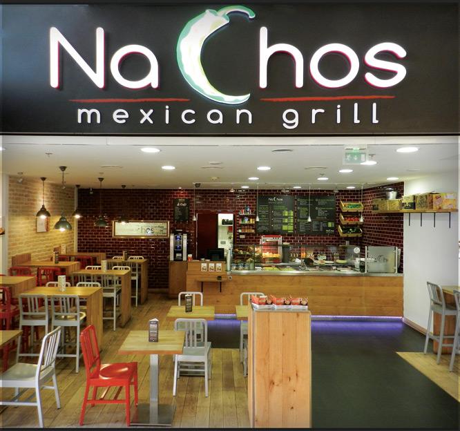 Franchise nachos mexican grill ouvrir une franchise restauration rapide - Centre commercial chateaufarine ...
