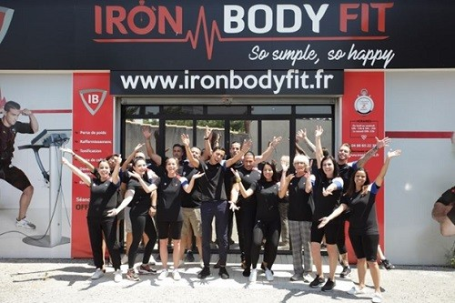 FRANCHSIE IRON BODY FIT