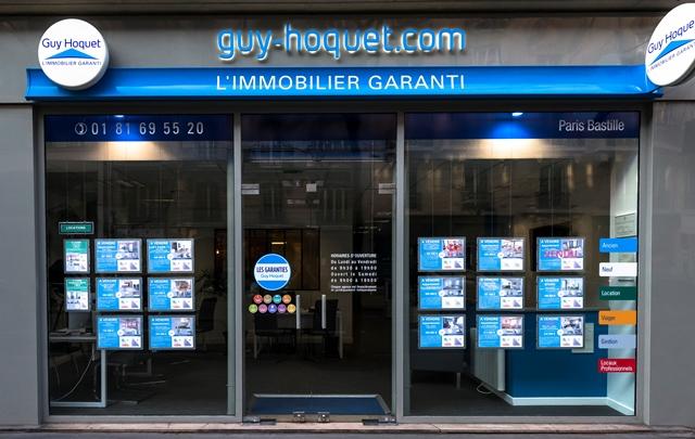 Franchise guy hoquet l 39 immobilier ouvrir une franchise for Agence immobiliere guy hoquet