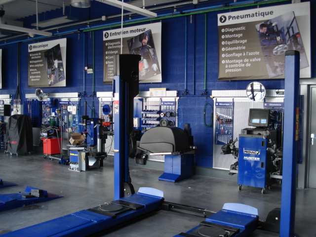 Franchise norauto ouvrir une franchise garage centre auto for Ouvrir son garage auto