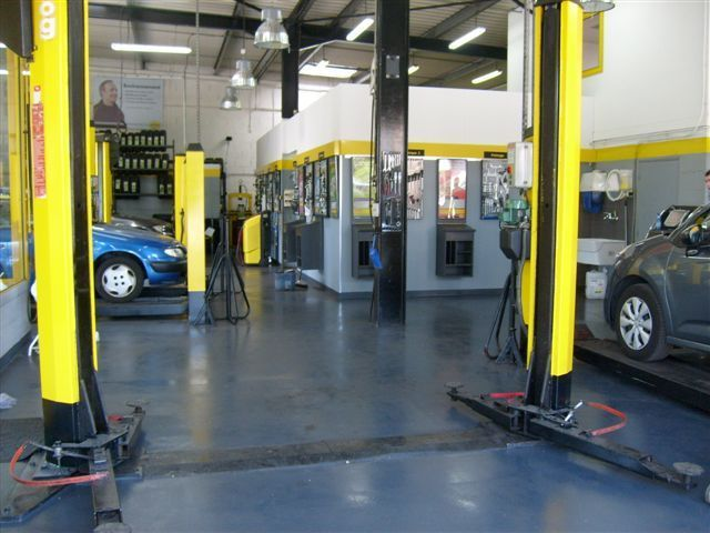 Franchise midas ouvrir une franchise garage centre auto for Ouvrir son garage auto