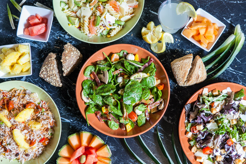 ouvrir un salad bar en franchise avec Eat Salad